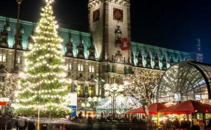 Magiske julemarkeder