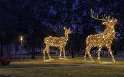 Jul i Frederikshavn.