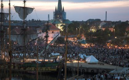 Tordenskioldsdager i Frederikshavn