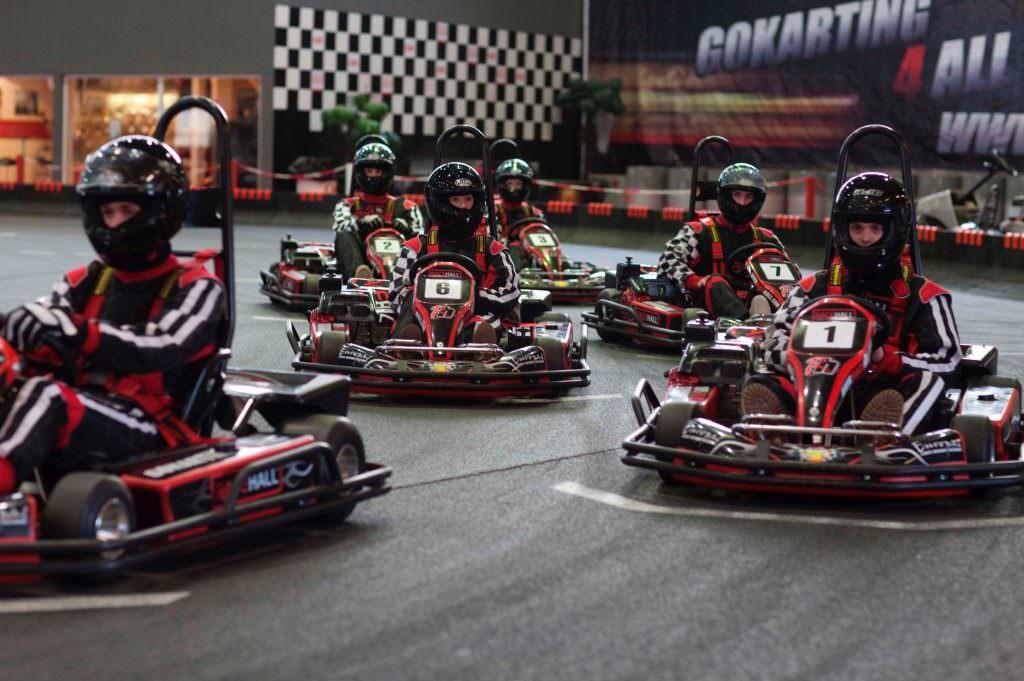 racehall aalborg