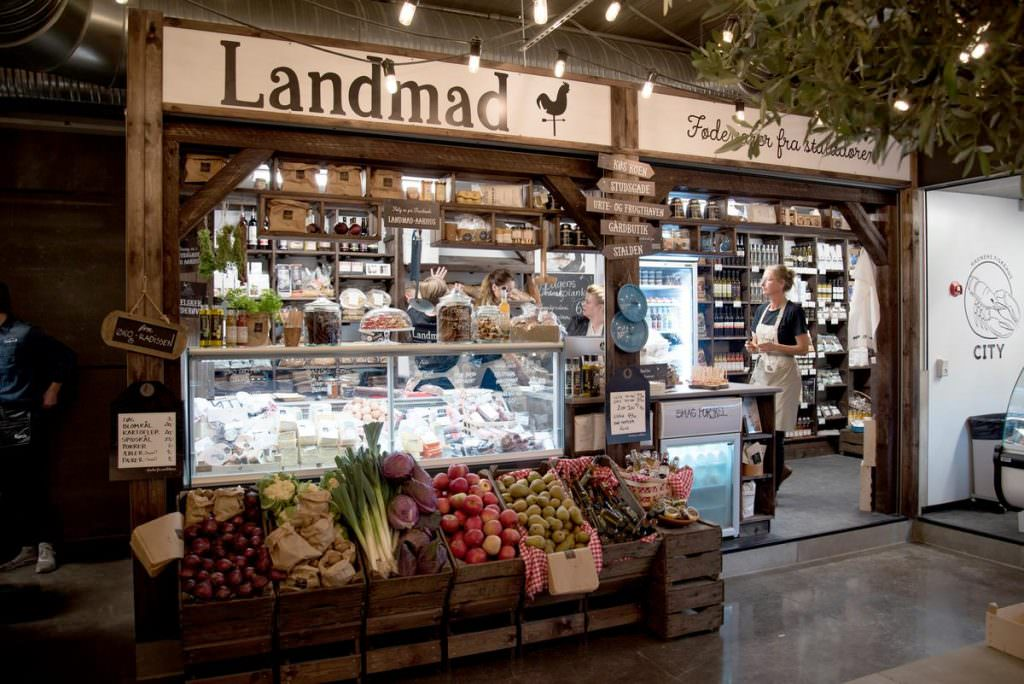 Food market Aarhus